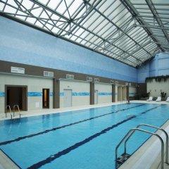 Гостиница «Виктория-2» бассейн