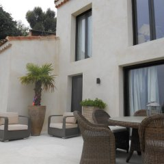 Отель Confiance Immobiliere - La Villa Saint Antoine балкон