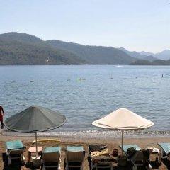 Отель Club Nimara Beach Resort Otel - All Inclusive Мармарис приотельная территория