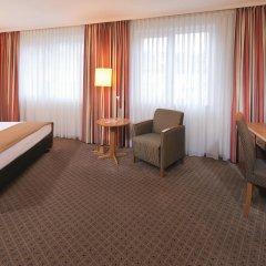 Leonardo Hotel Düsseldorf City Center 4* Номер Комфорт с разными типами кроватей фото 4