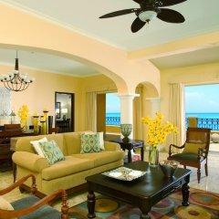 Отель Secrets Capri Riviera Cancun 4* Президентский люкс с различными типами кроватей фото 5