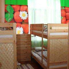 Хостел Friday Кровать в общем номере с двухъярусными кроватями фото 20