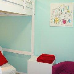 Гостевой Дом Полянка Номер Эконом с разными типами кроватей фото 15