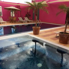 Hotel Boutique Casareyna бассейн
