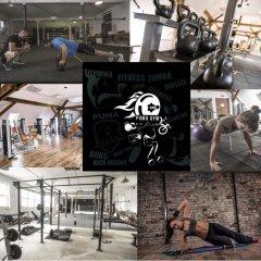 Отель Fitness Hostel Польша, Вроцлав - отзывы, цены и фото номеров - забронировать отель Fitness Hostel онлайн фитнесс-зал фото 2