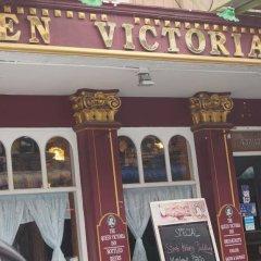 Отель Queen Victoria Inn. питание