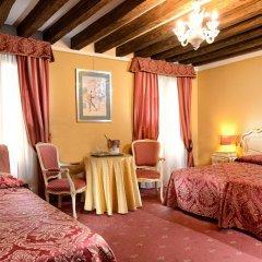 Hotel Ambassador Tre Rose 3* Стандартный номер с различными типами кроватей фото 4