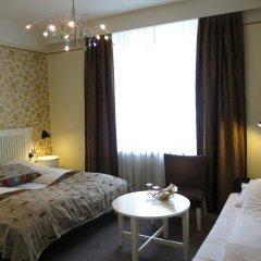 Hotel Villa Terminus 3* Стандартный семейный номер с двуспальной кроватью фото 3