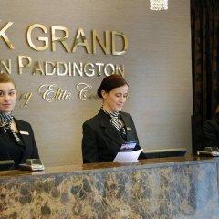 Отель The Park Grand London Paddington интерьер отеля