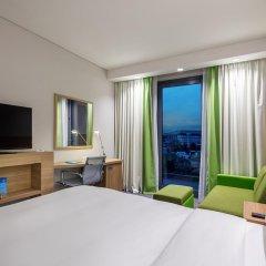 Отель Hampton by Hilton Istanbul Zeytinburnu 2* Стандартный номер с различными типами кроватей фото 6