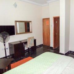 Отель Topaz Lodge 2* Стандартный номер с различными типами кроватей фото 4