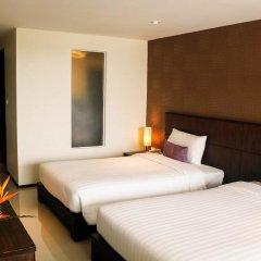 Lub Sbuy House Hotel 3* Номер Делюкс с различными типами кроватей фото 8
