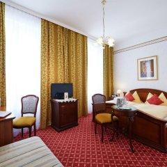 Hotel Austria - Wien 3* Номер Комфорт с различными типами кроватей фото 6