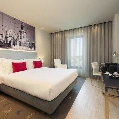 Отель TRYP Lisboa Aeroporto 4* Стандартный номер двуспальная кровать фото 5