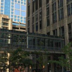 Отель Hyatt Chicago Magnificent Mile балкон