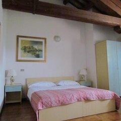 Отель Ristorante Alloggio Ostello Amolara 3* Стандартный номер