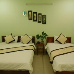 Отель The Sun Homestay Улучшенный номер с различными типами кроватей