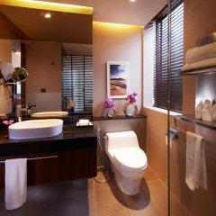 Отель The Continent Bangkok by Compass Hospitality 4* Представительский номер с различными типами кроватей фото 24