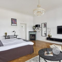 Отель Hotell Onyxen 3* Улучшенный номер с 2 отдельными кроватями фото 7