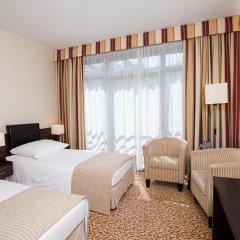 Qubus Hotel Krakow 4* Стандартный номер фото 4