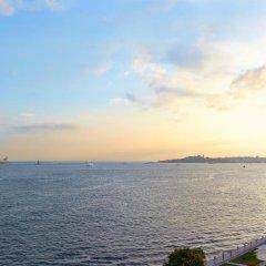 Отель Shangri-La Bosphorus, Istanbul пляж