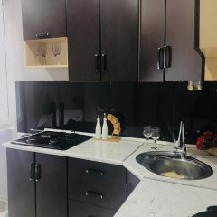 Апартаменты Асатиани 16 Стандартный номер с различными типами кроватей фото 17
