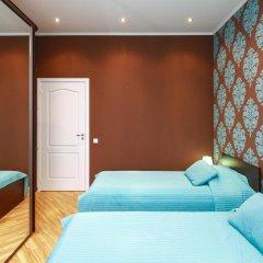 Отель Rigaapartment Gertruda 3* Стандартный номер с 2 отдельными кроватями (общая ванная комната) фото 2