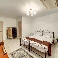 Гостиница Статус 3* Люкс двуспальная кровать фото 7