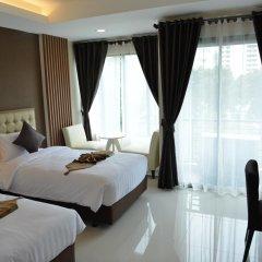 Picnic Hotel Bangkok 3* Стандартный номер с различными типами кроватей фото 5