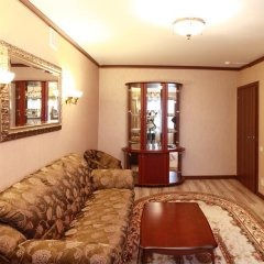 Гостиница Gostinichny Kompleks Mashinostroeniya Люкс с различными типами кроватей фото 4