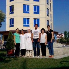 Отель Globi Албания, Шенджин - отзывы, цены и фото номеров - забронировать отель Globi онлайн помещение для мероприятий фото 2