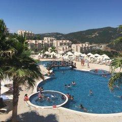 Отель Pelikan7 бассейн