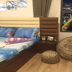 Апартаменты SUNNY TROPICAL Serviced Apartments комната для гостей фото 2