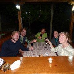 Hostel Lorenc Берат гостиничный бар