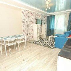 Гостиница Lazurnyi Kvartal Казахстан, Нур-Султан - отзывы, цены и фото номеров - забронировать гостиницу Lazurnyi Kvartal онлайн комната для гостей фото 4