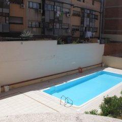 Отель Plaza Castilla 4 Torres бассейн фото 2