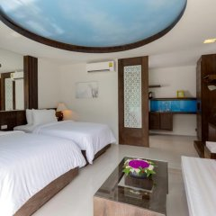 Отель Naina Resort & Spa 4* Стандартный номер двуспальная кровать фото 13