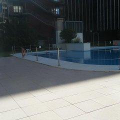 Апартаменты Madrid Studio Apartments бассейн