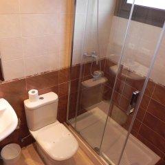 Отель Hospederia Los Pinos ванная