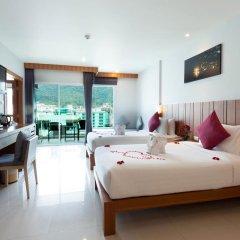 Andakira Hotel 4* Улучшенный номер с двуспальной кроватью фото 8