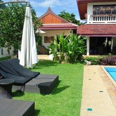 Отель Baan Chang Bed and Breakfast бассейн фото 3