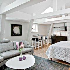 Отель Avenue A1 Улучшенные апартаменты с различными типами кроватей фото 31