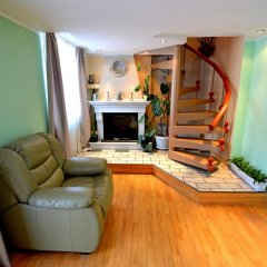 Апартаменты Apartment Exclusive Минск комната для гостей фото 5