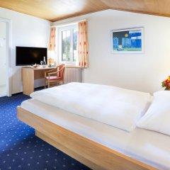 Отель Bünda Davos Швейцария, Давос - отзывы, цены и фото номеров - забронировать отель Bünda Davos онлайн комната для гостей фото 3