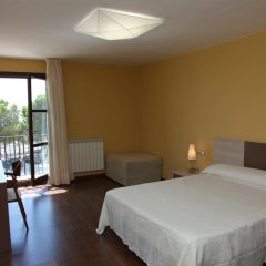 Hotel Santuario De Sancho Abarca Аблитас комната для гостей фото 3