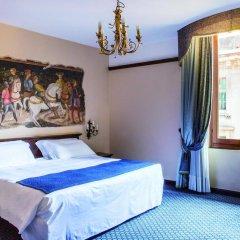 Hotel Palazzo Gaddi Firenze 4* Стандартный номер с различными типами кроватей фото 6