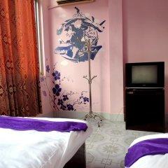 Ha Long Happy Hostel - Adults Only Номер Делюкс с различными типами кроватей фото 8