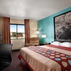 Отель Super 8 Effingham 2* Стандартный номер с различными типами кроватей