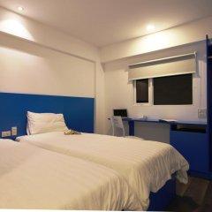 Emis Hotel 3* Улучшенный номер с различными типами кроватей фото 5