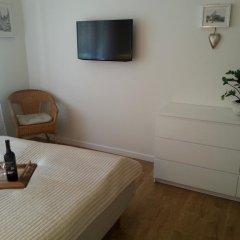Отель Apartamenty Rajska Гданьск удобства в номере